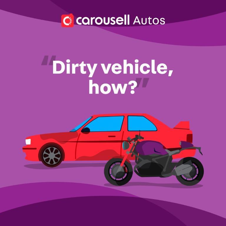 My vehicle needs cleaning / polishing. Where can I go?