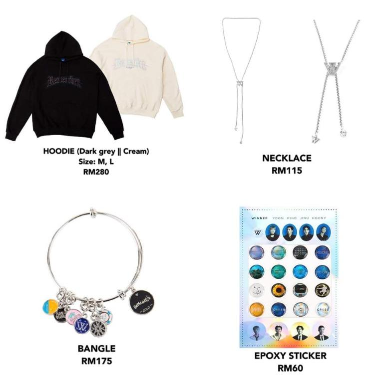 [Pre-order] WINNER OFFICIAL REMEMBER MERCHANDISE 官方周边