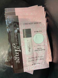 Sofina Long Keep Base UV Samples