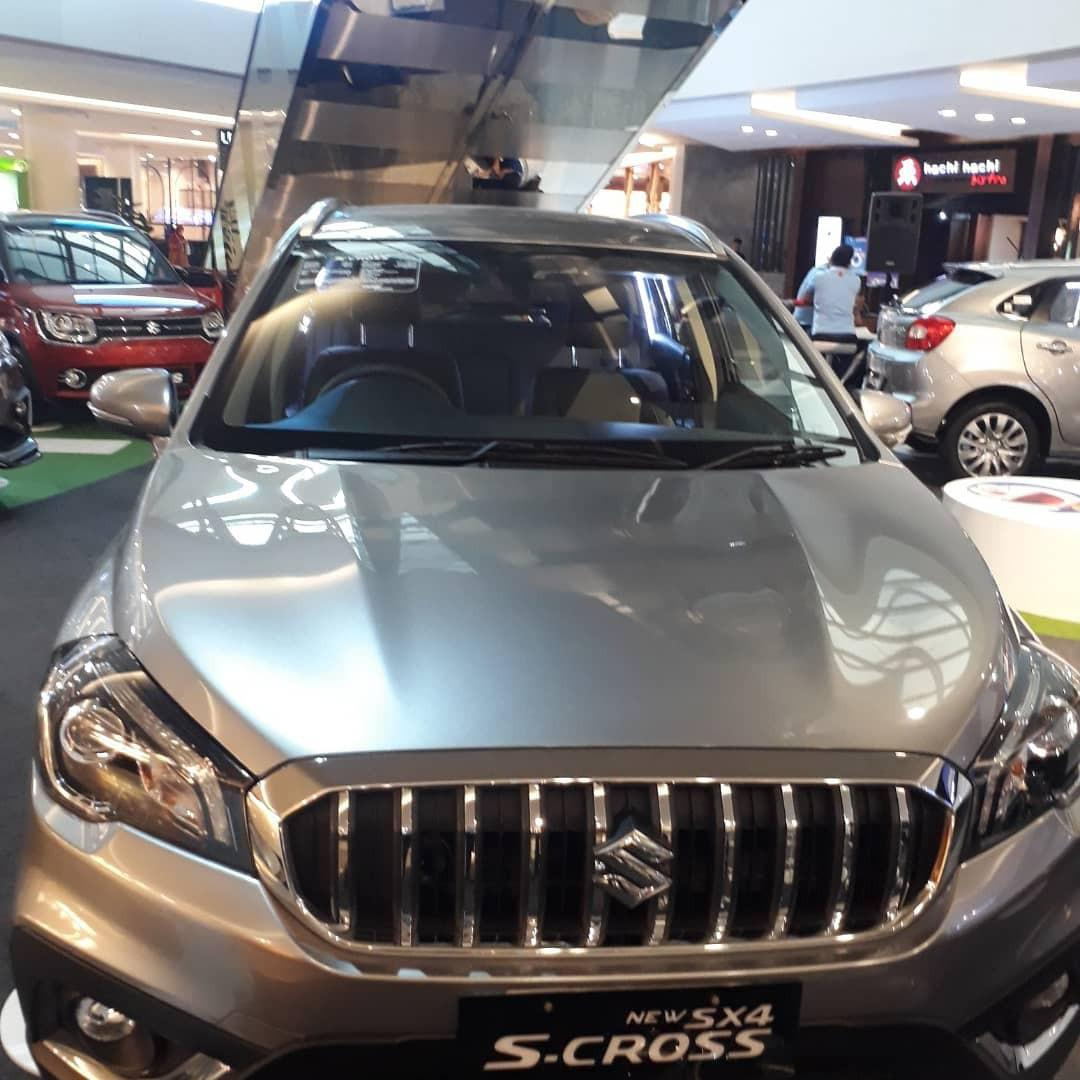 SX4 Scross bunga angsuran terendah & cash back tertinggi