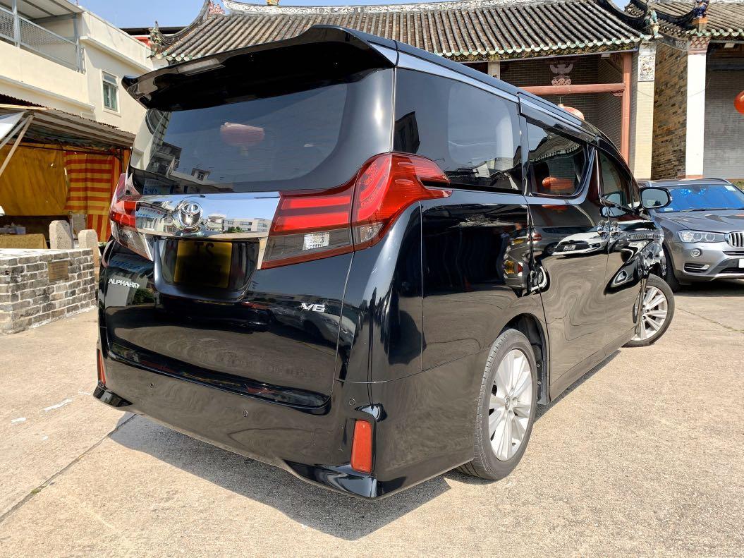 Toyota Alphard 3.5 SA 7-Seater Auto