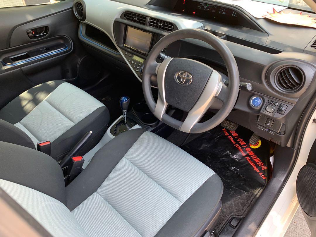 Toyota Prius 1.5 (A)