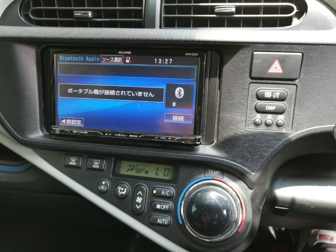 Toyota Prius C aqua Auto