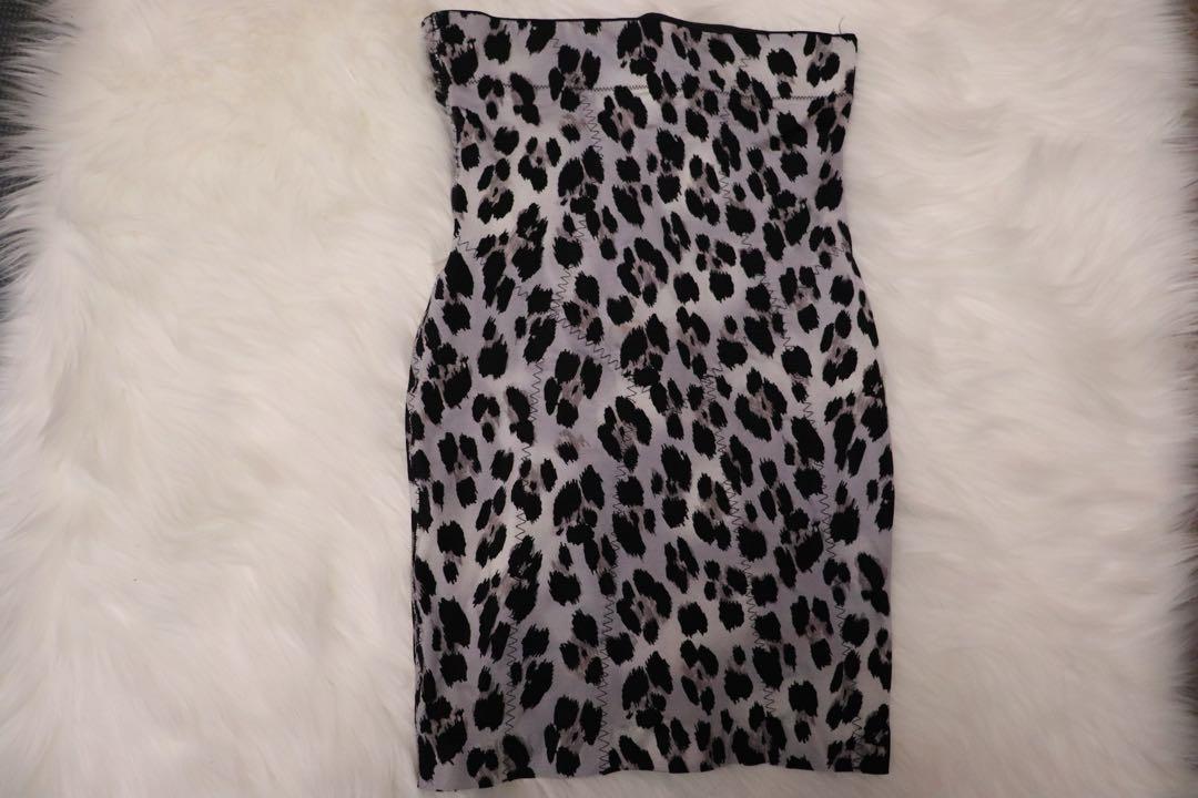 Victoria's Secret high waisted shape-wear skirt size xs