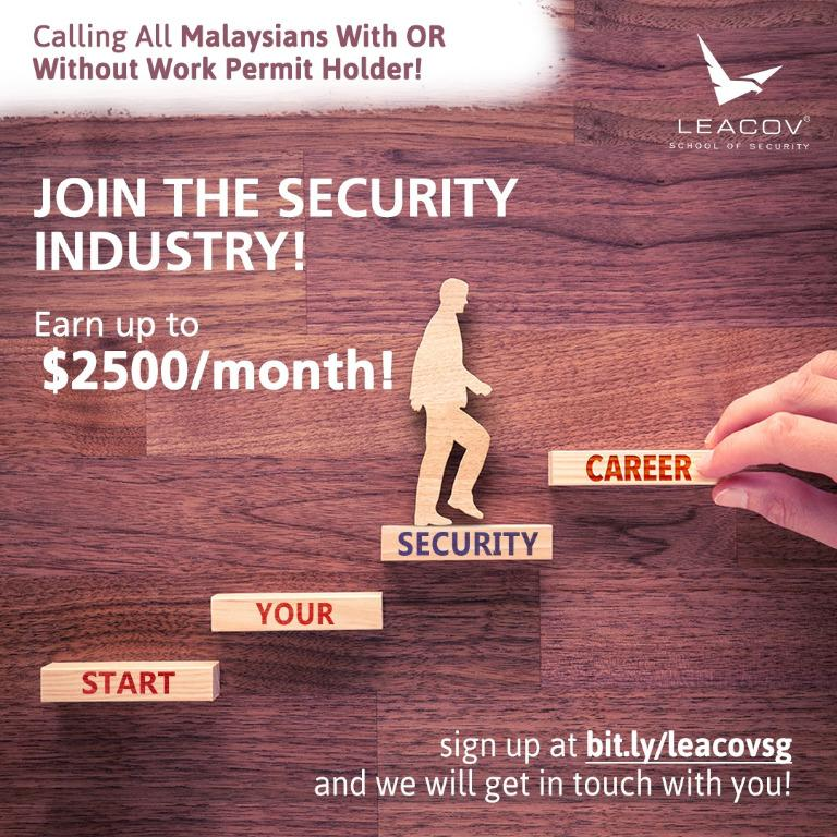 Calling all Malaysians With or Without Work Permit!