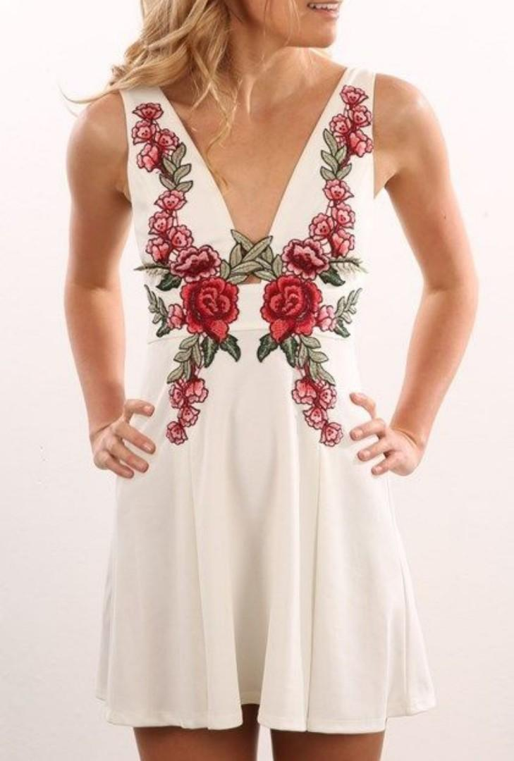 Chiffon Boutique Neesha dress