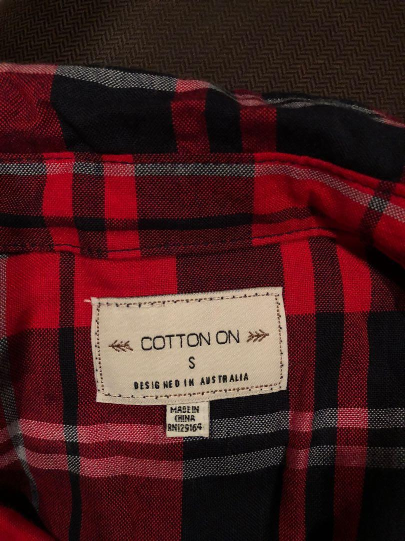Cotton On over-sized long-sleeve