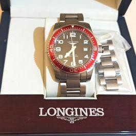 [Full Set] Longines Automatic Hydroconquest Roland Garros 2014 Limited Edition 300m (not a Tudor Black Bay Rose Red)