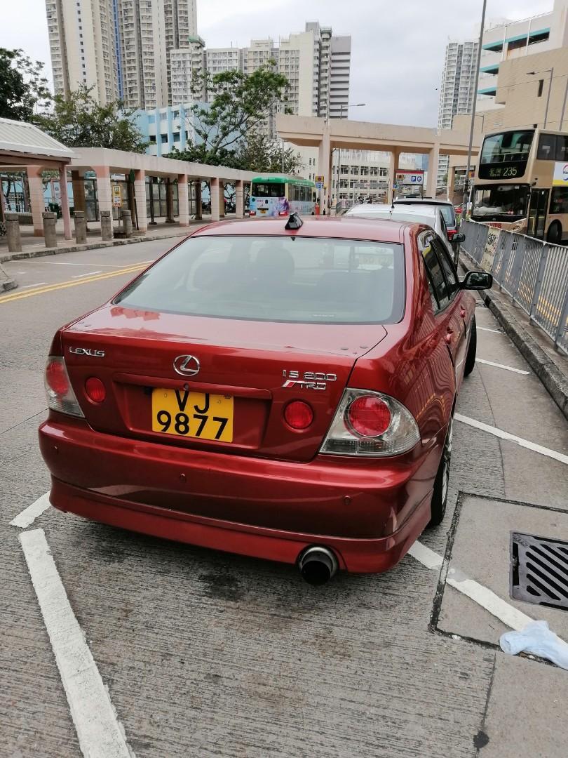 Lexus IS200 is200 Auto