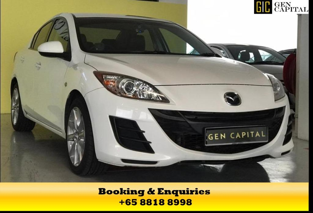 Mazda 3 - 50% off during circuit breaker period! Drive away at $500 only. Don't miss this! Whatsapp me at 8818 8998!