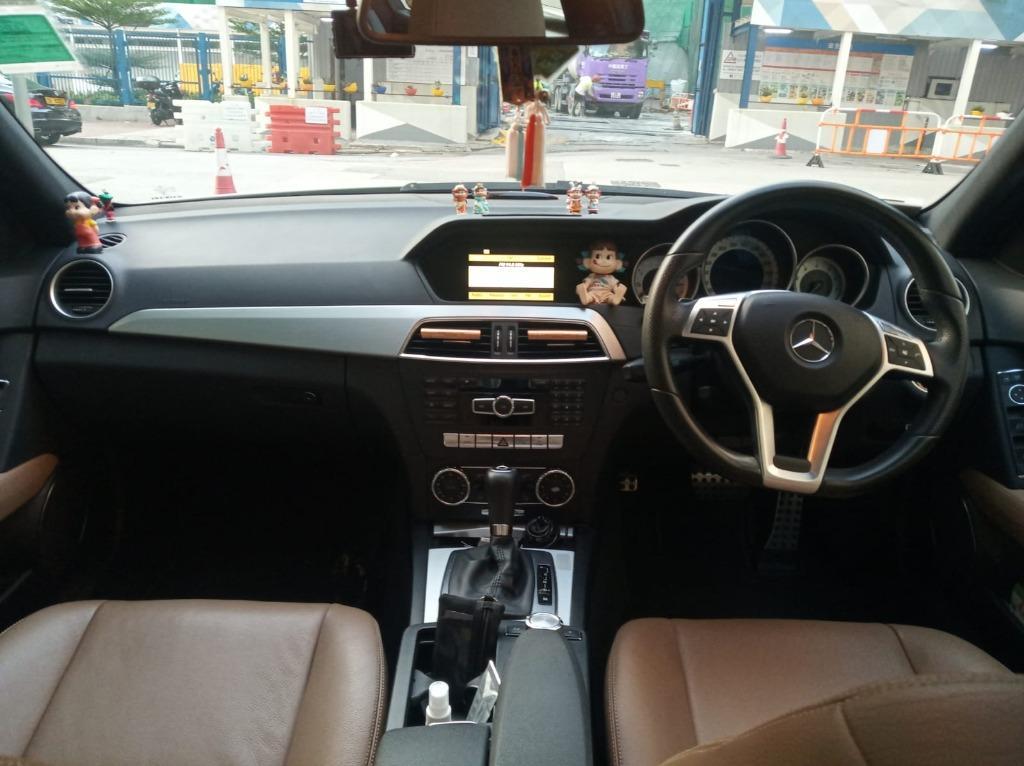 Mercedes-Benz C250 Line (A)