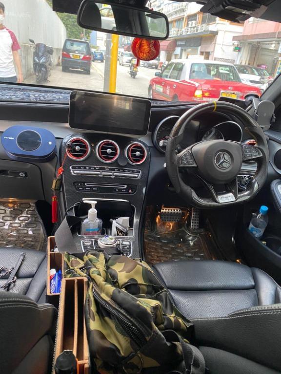 Mercedes-Benz GLC250 4Matic (A)
