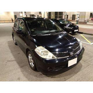 Nissan Tiida 1.5 Auto