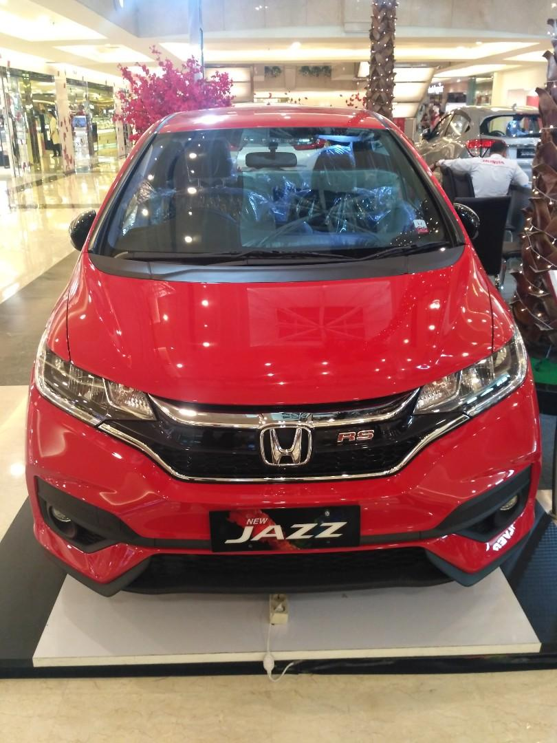Ready Stock Honda Jazz free Voucher belanja 1 juta Untuk Pemesanan minggu ini