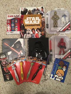 Star Wars Collection Lot
