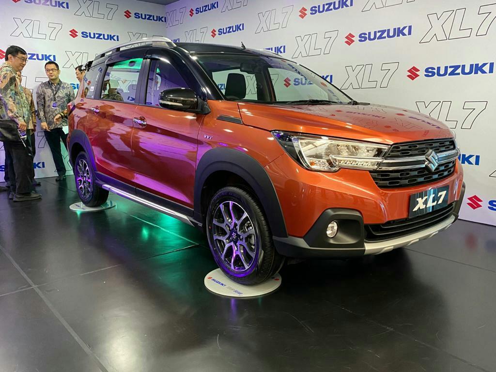Suzuki XL 7 Car Of The Year 2020 Harga Mulai 208Jt