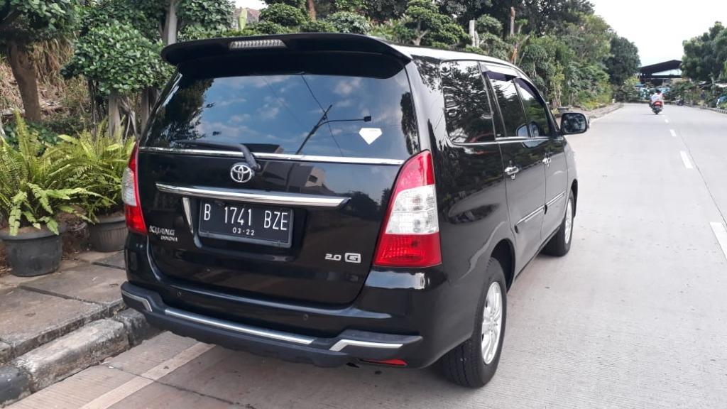 Toyota Grand Innova E 2.0 cc Full up grade G Th'2012 Automatic