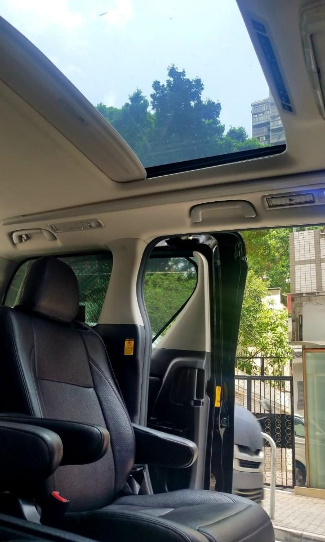 Toyota Vellfire 3.5 Z 7-Seater (A)