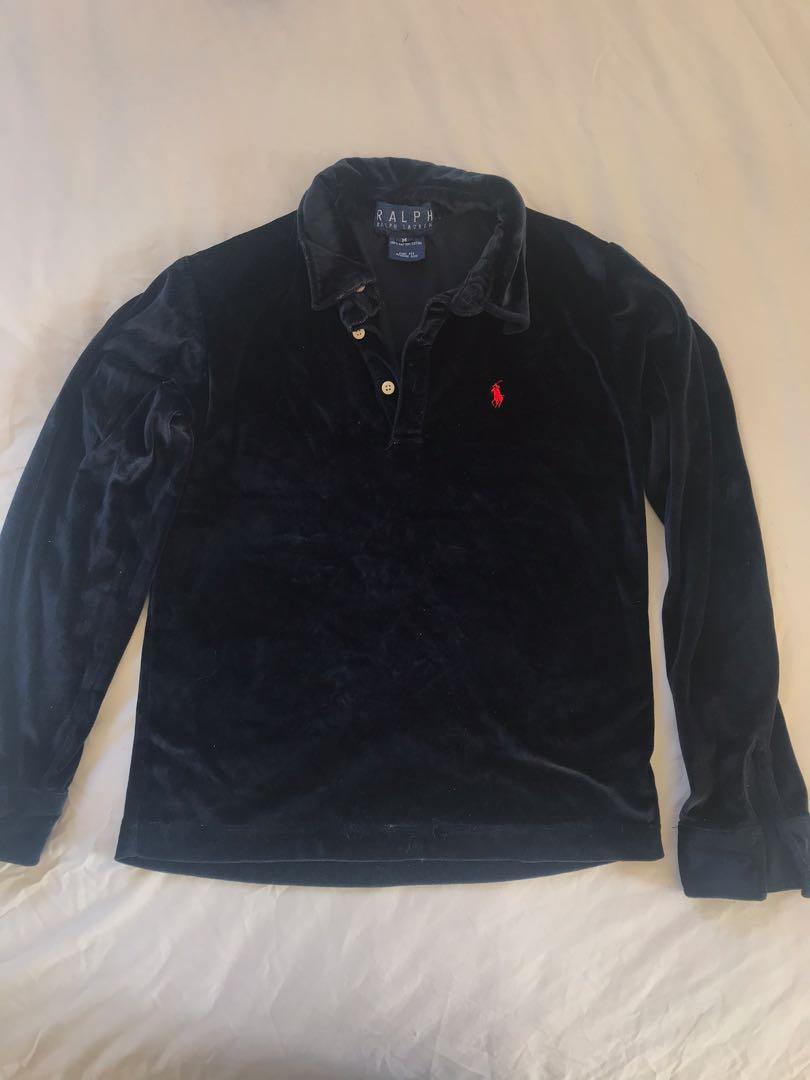 Velvet Ralph Lauren Polo Shirt