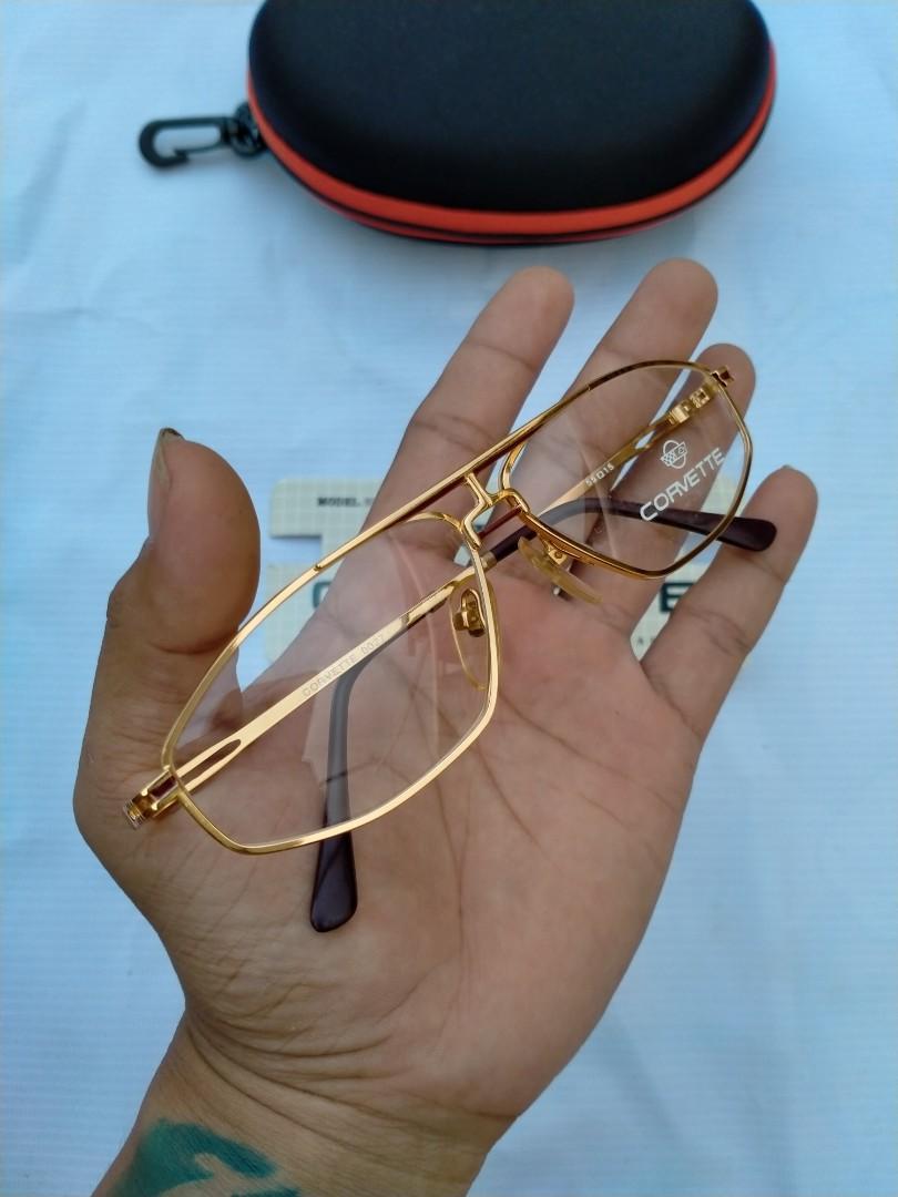 Vintage Sunglasess 70s/John Lennon Vintage Sunglasses Brand: CORVETTE Size: 55-15