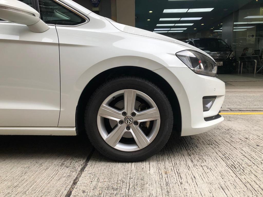 Volkswagen GOLF Sportsvan 2016 Auto