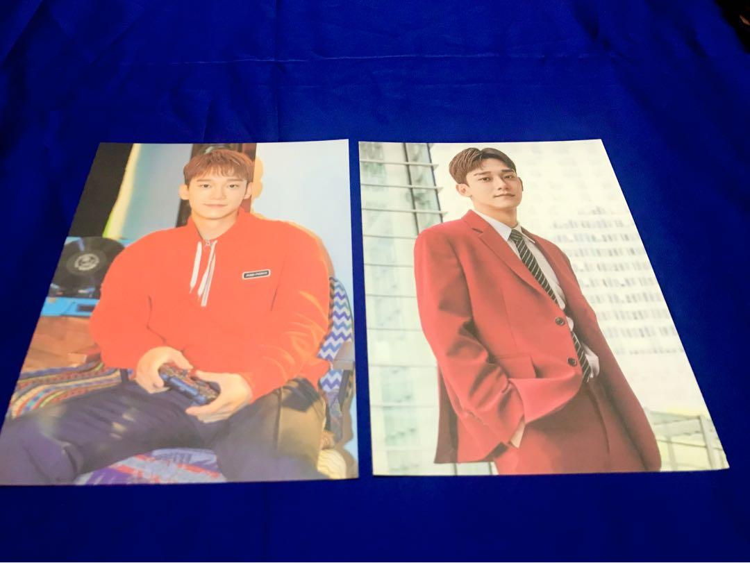 [WTS] EXO EXplOration Official Postcard Member Set