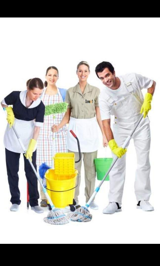 $12/hr, Part Time Cleaner(Covid Front Line) @ Expo