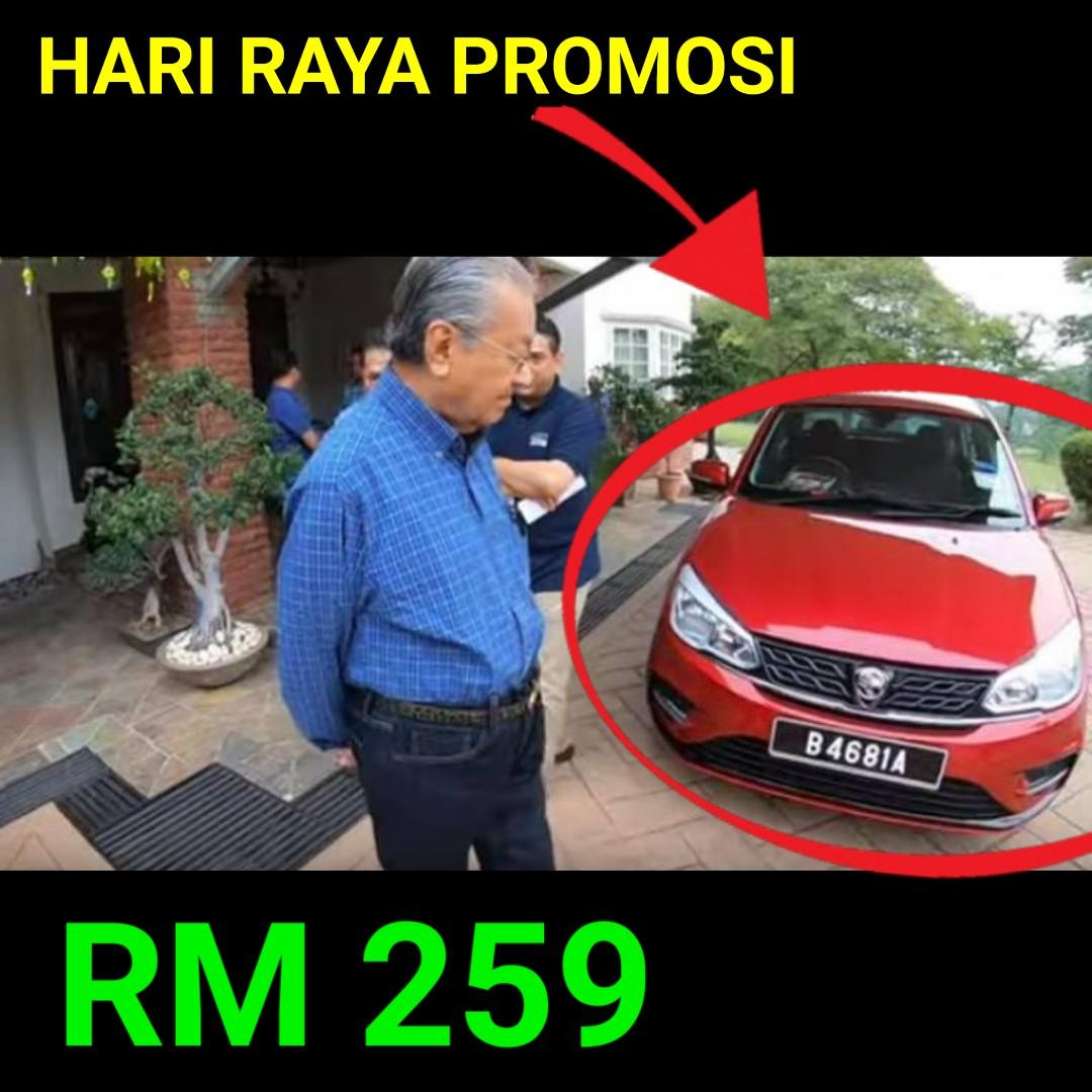[1 Day Approval] Proton Saga 1.3 2020 [No Deposit/Downpayment Free All]