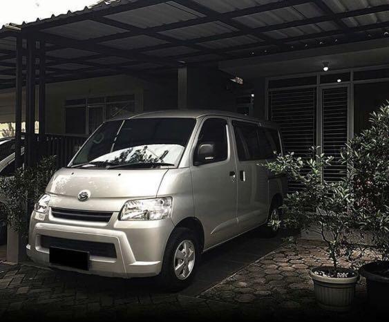 ANGSURAN RINGAN Daihatsu Granmax Minibus mulai 3,9 jutaan. Daihatsu Fatmawati