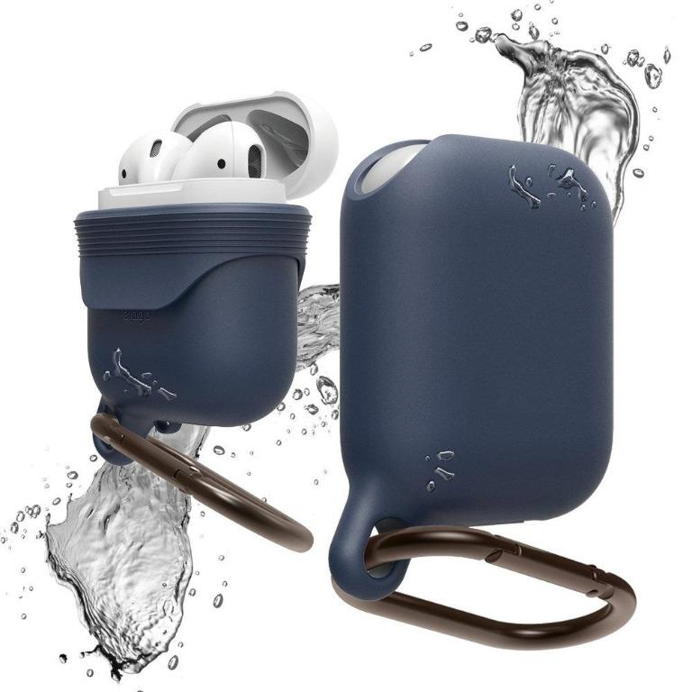 BEST DEAL!! Apple AirPods Airpods 2 Waterproof Case Cover