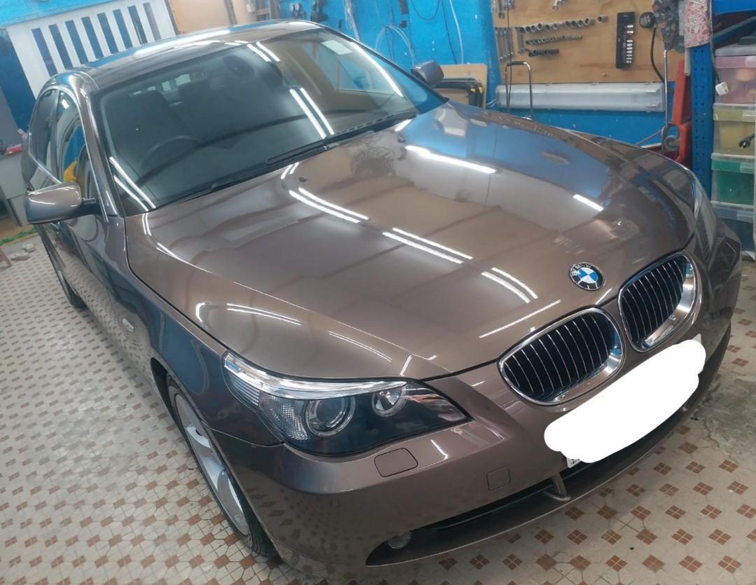 BMW 2006 BMW 525iA 2006 BMW 525iA Auto
