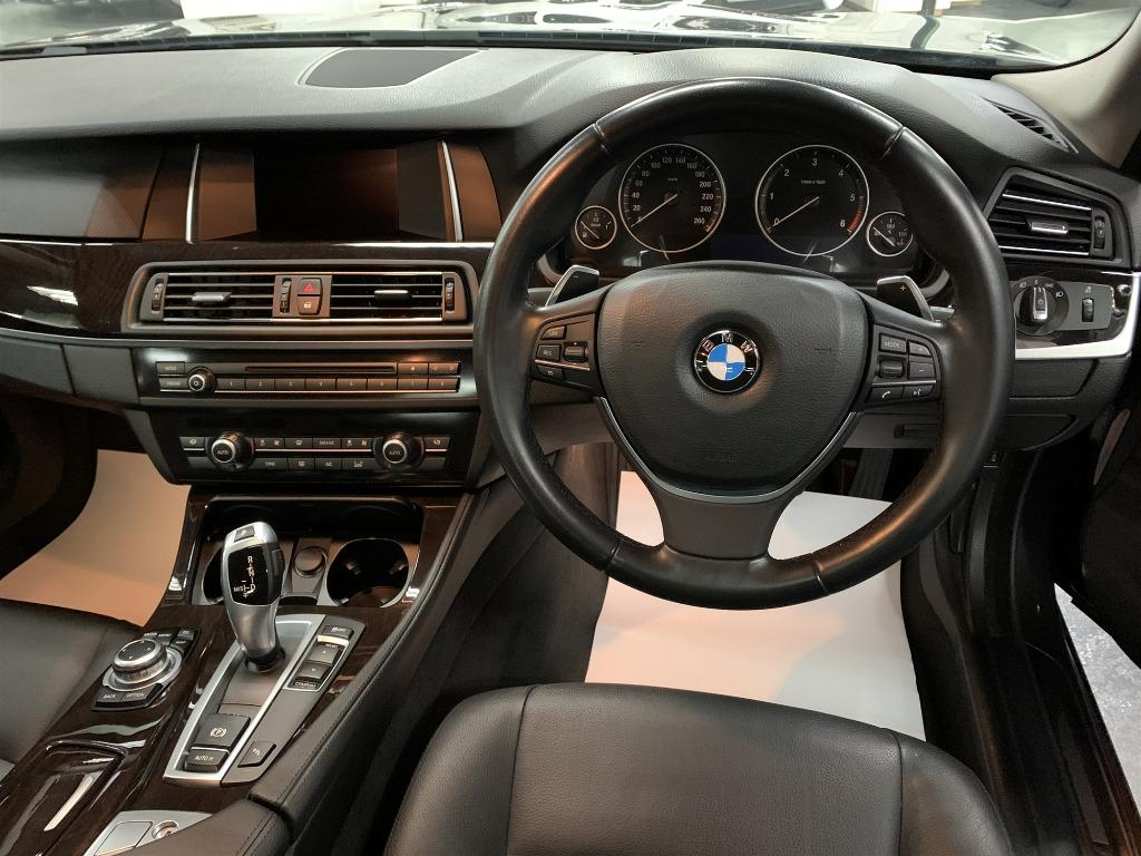 BMW 520d PERFORMANCE Auto