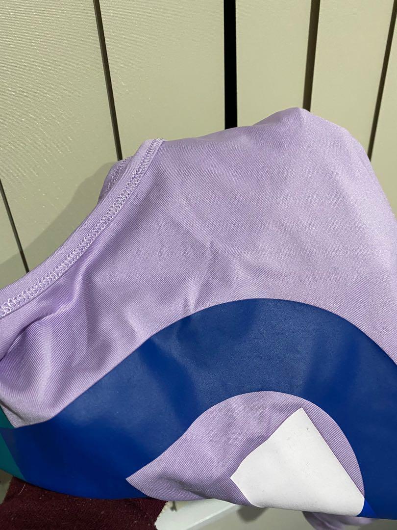 Brand new purple adidas top