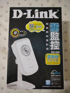 D-Link 無線網路攝影機 (雲監控)#我愛地球