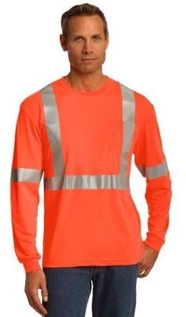 Forcefiled Safety Ultra-soft Long Sleeve Shirt (Size S)