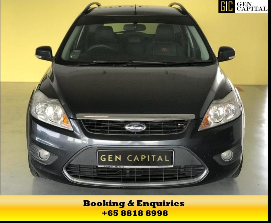 Ford Focus Trend - Hurry down to enjoy a 50% off the Circuit Breaker promotion! Contact Megan now at 8818 8998!