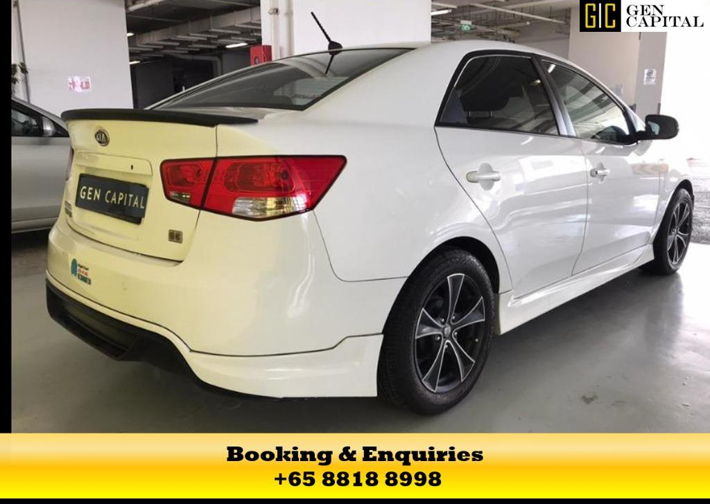 Kia Cerato - Hurry down to enjoy a 50% off the Circuit Breaker promotion! Contact Megan now at 8818 8998!