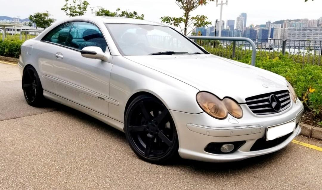 Mercedes-Benz 2002 Benz CLK320 Ava 2002 Benz CLK320 Ava Auto