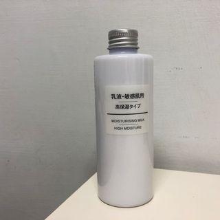 MUJI無印良品 保濕型 敏感肌乳液 200mL