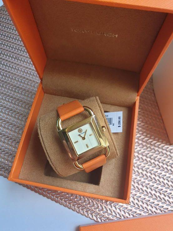 NEW AUTHENTIC WATCH 'TORY BURCH'🌟289$  NewwithTag#CareCard#Boxsrt # GuaranteedOriginalFrom Tory Burch USA🇺🇸  Pm,thanks