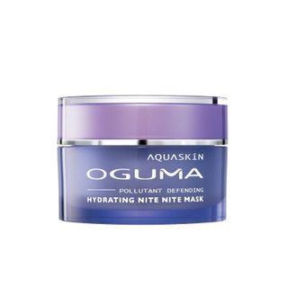【超保水】OGUMA 水美媒 水養肌好眠凍膜30ml (原價 $1080)