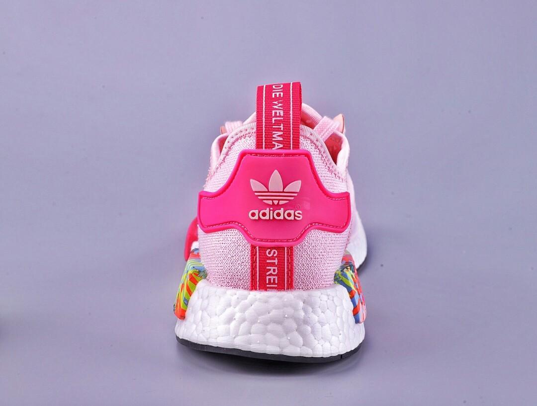 Original Adidas ADIDAS NMD NAST PrimeknitBoostadidas OriginalsDNAadidasadidas nmd EF SIZE BASF Adidas Shamrock BASF real