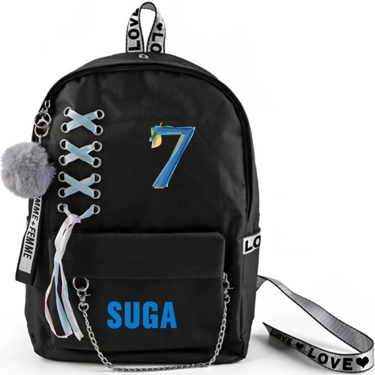 PREORDER BTS MAP OF THE SOUL 7 BAG DESIGN 1 *EACH* EXC POS