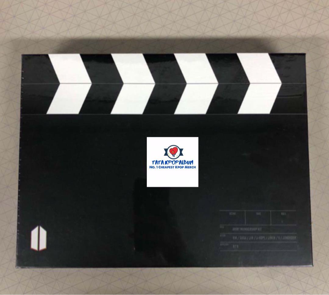 (SEALED) BTS Official Army Kit 6 ( No Membership Card )