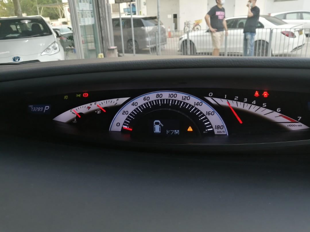 Toyota Estima 2.4 Aeras 7-Seater Moonroof Auto
