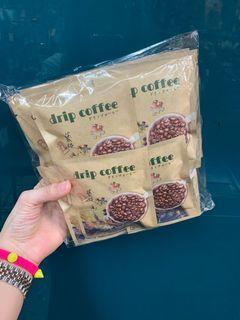 掛耳式濾泡咖啡