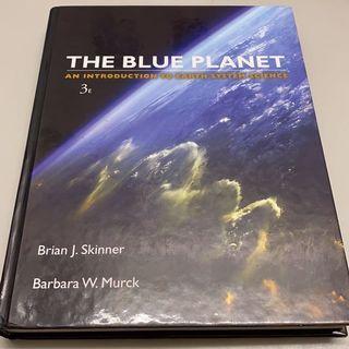 大學原文書 The Blue Planet