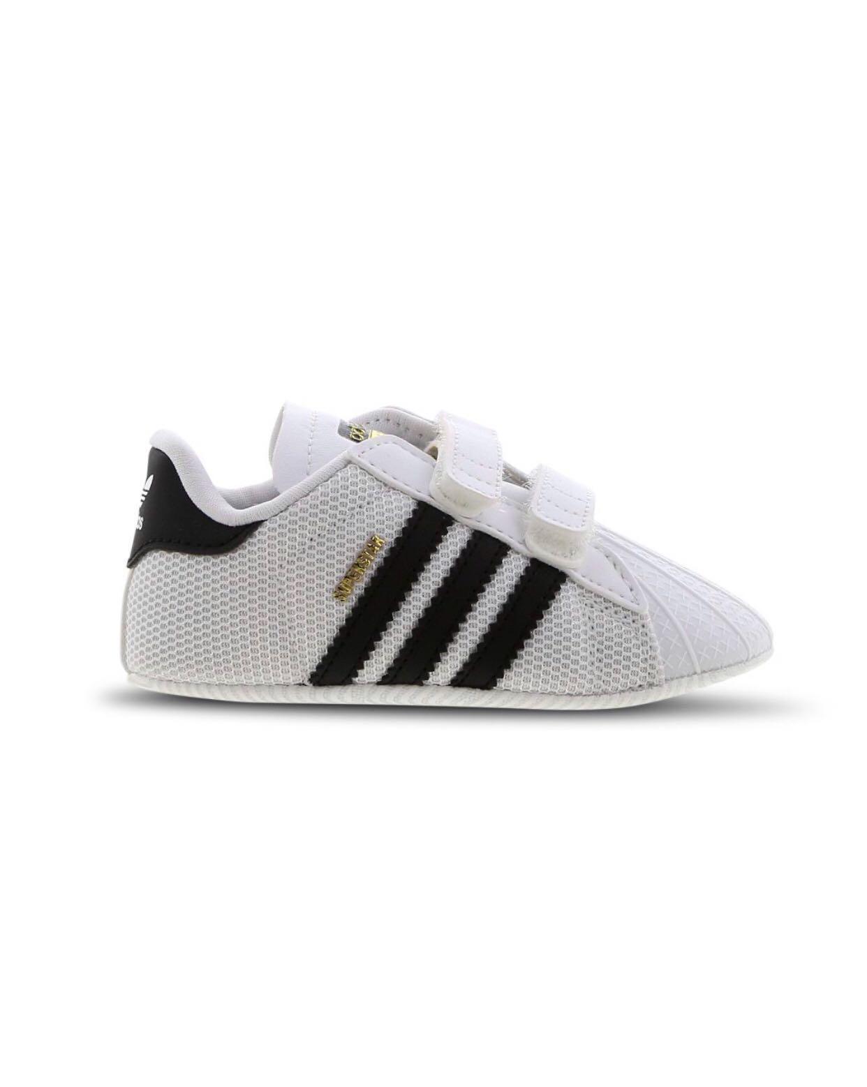 adidas Superstar Crib Velcro - Baby