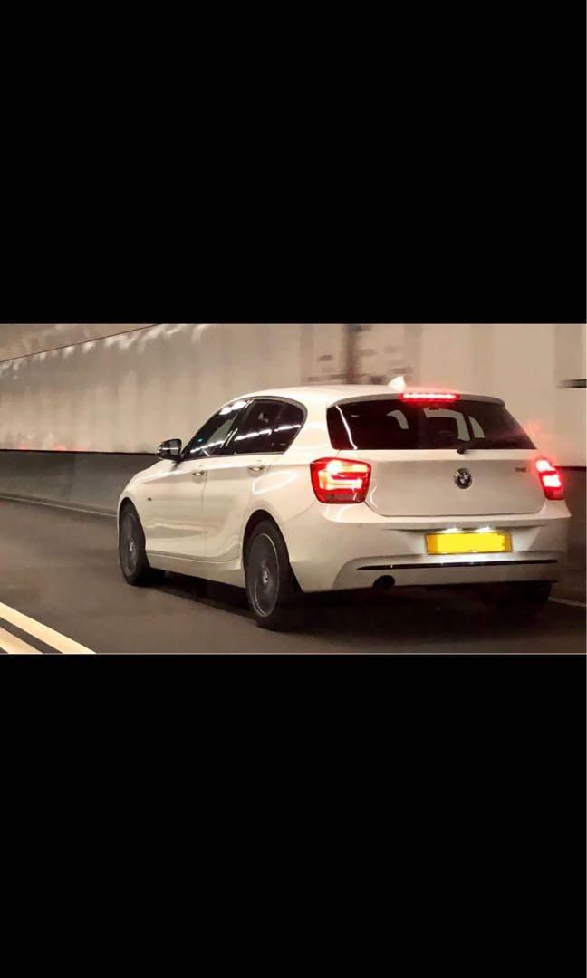 BMW 116i (A)