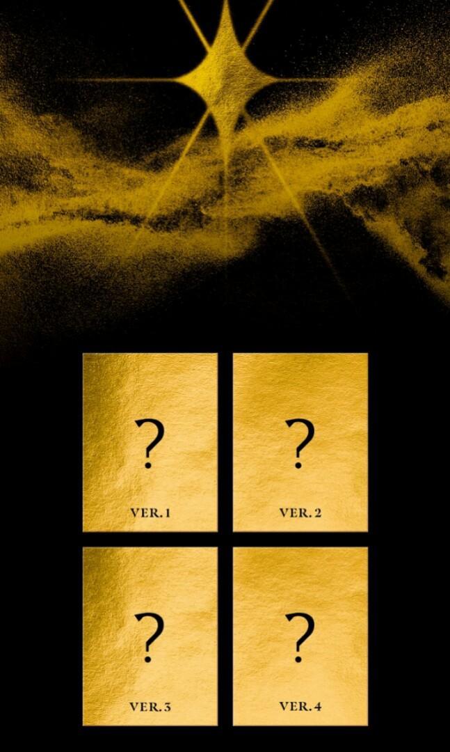 [CHOOSE VER.] MONSTA X MINI ALBUM - FANTASIA X PRE ORDER